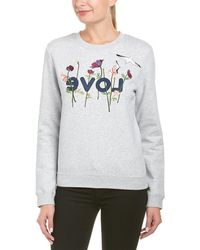 Ei8ht Dreams - Ei8ht Dreams Embroidered Sweatshirt - Lyst