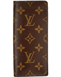 Louis Vuitton - Monogram Canvas Eyeglass Case - Lyst