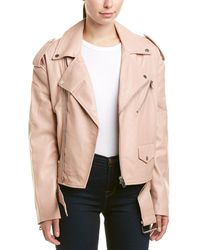 Walter Baker - Hope Leather Jacket - Lyst