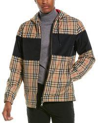 Burberry Reversible Vintage Wool & Cashmere-blend Coat - Natural