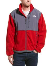 The North Face Denali Wind Pro Jacket - Red