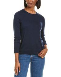 J.Crew Margot Wool Sweater - Blue