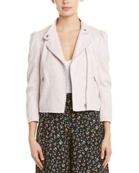 Rebecca Taylor Suiting Jacket - Pink