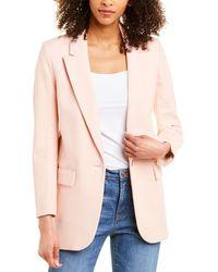 Ba&sh Wall Jacket - Pink