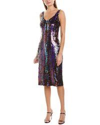 Nanette Lepore Slip Dress - Green