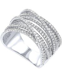 Sabrina Designs 14k 1.30 Ct. Tw. Diamond Ring - Metallic