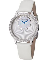 Stuhrling Original - Stuhrling Original Women's Radiant Watch With Interchangeable Strap - Lyst