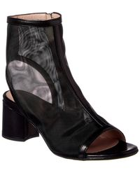 Taryn Rose - Paige Leather-trim Sandal - Lyst