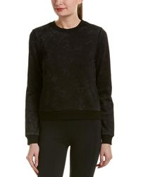 Etienne Marcel - Lace-up Sweater - Lyst