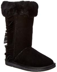 Minnetonka - Canyon Suede Boot - Lyst