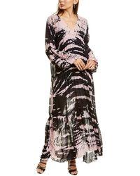 Young Fabulous & Broke Josette Maxi Dress - Pink