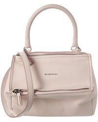 Givenchy Pandora Small Leather Shoulder Bag - Multicolour