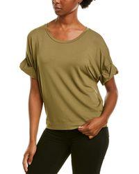 Habitual Harper T-shirt - Green