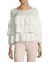 Marabelle - Layered Top - Lyst