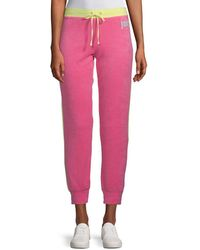 Juicy Couture Zuma Track Pant - Pink