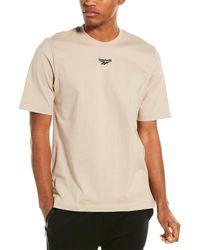 Reebok Bball T-shirt - Brown