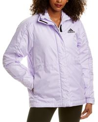 adidas Jacket - Purple