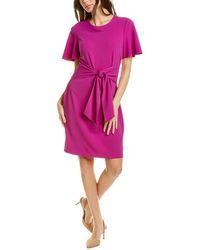 Donna Morgan Sheath Dress - Pink