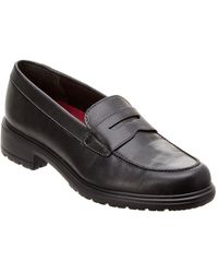 Munro - Jordi Leather Loafer - Lyst