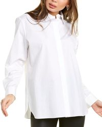 Theory - Classic Menswear Shirt - Lyst