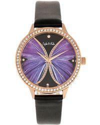 Sophie & Freda Women's Rio Grande Watch - Purple