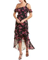Rachel Zoe Jillian Maxi Dress - Black