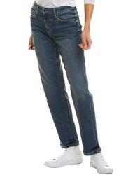 Joe's Jeans Joes Jeans The Niki 1 Roll Vaquero Boyfriend Cut Jean - Blue