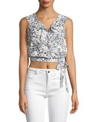 Likely - Contour Daisy Topaz Top - Lyst