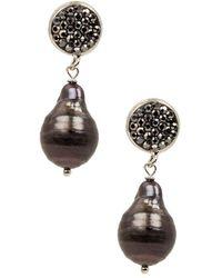 Saachi Drop Earrings - Multicolour