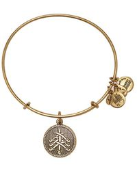 ALEX AND ANI - Seven Swords Ii Expandable Bracelet - Lyst