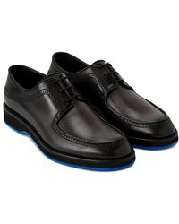 Harry's Of London Richard Leather Loafer - Black