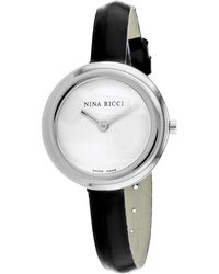 Nina Ricci Women's Classic Watch - Metallic