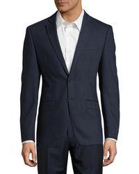 Calvin Klein - Two-button Wool Sportcoat - Lyst