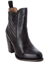 Bed Stu - Insight Leather Bootie - Lyst