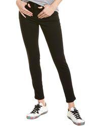 Ksubi Spray On Black Rebel Skinny Leg Jean