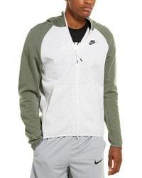 Nike Tech Fleece Colour - Block Hoodie - Multicolour