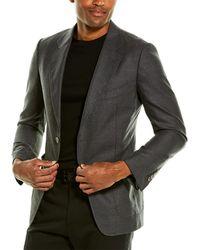 Tom Ford Wool Blazer - Grey