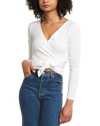 French Connection Samaya Top - White