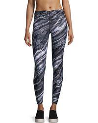 Body Language Sportswear Reve Capri Legging - Black