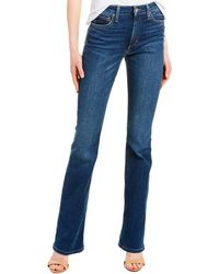 Joe's Jeans Athens High-rise Bootcut Crop - Blue