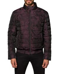 Jared Lang - Chicago Camo Down Puffer Jacket - Lyst