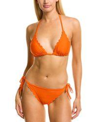 Katrin Bikini Set - Orange