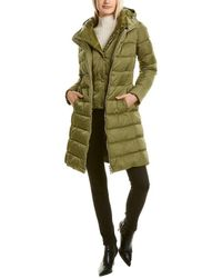Herno Mid-length Down Jacket - Green