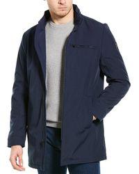 Kenneth Cole New York Soft Shell Jacket - Blue