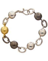 Gurhan - Spell 24k & Silver Bracelet - Lyst