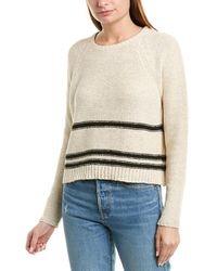 James Perse Raglan Sweater - Brown