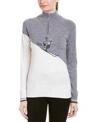 Krimson Klover Rosi Wool Jumper - Grey