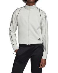adidas Track Top - Grey