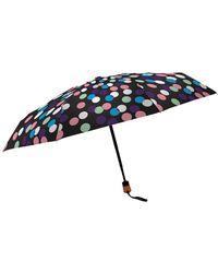 Leighton Kim Lightweight Portable Umbrella - Blue