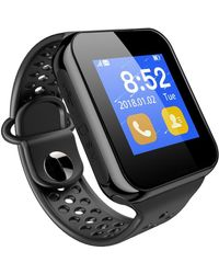 Everlast Unisex Android Smart Watch & Fitness Tracker - Multicolor